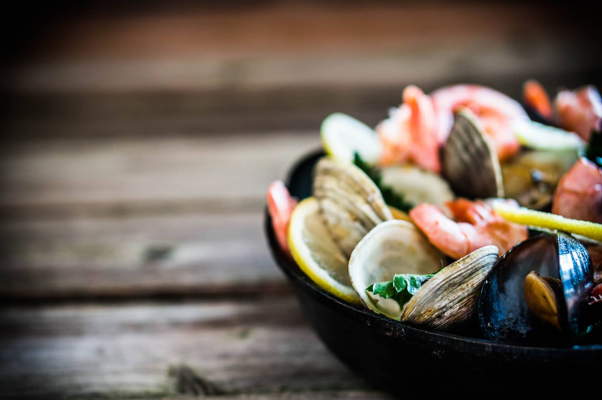 Coquillages & Crustacés